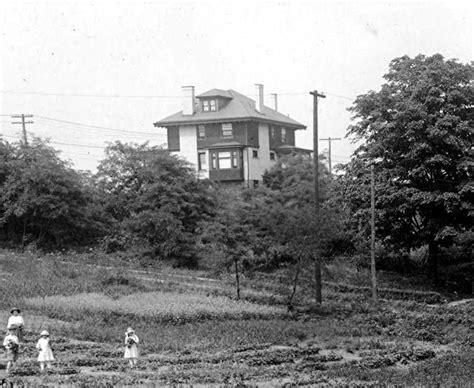 Gallion Avenue 1925