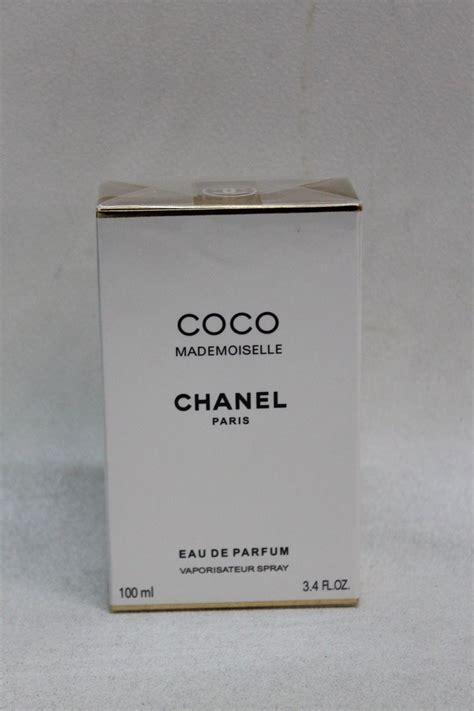 bnib chanel coco mademoiselle eau de toilette vaporisateur spray 100ml ebay