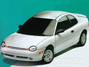 1998 Dodge Neon Styles & Features Highlights
