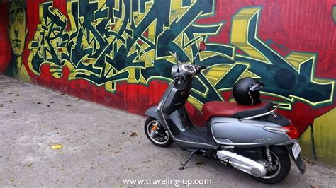 Modification Kymco Like 150i by Motorcycle Review Travel Up