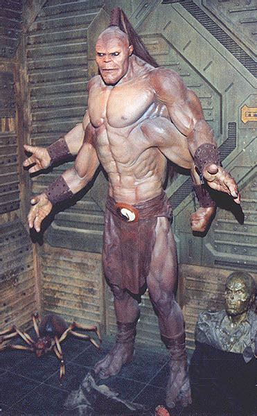 Life Size Goro Test Your Might
