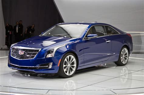 2018 Cadillac Ats Coupe First Look Motor Trend
