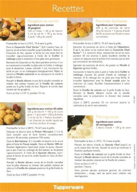 recettes cuisine pdf recettes ultra pro tupperware pdf