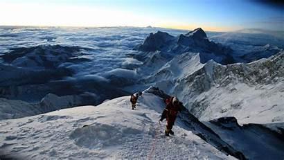 Nepal Mountaineering Everest Mountains Expedition Adventure Mountain