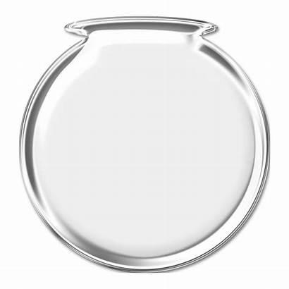 Bowl Fish Empty Fishbowl Clipart Transparent Cartoon
