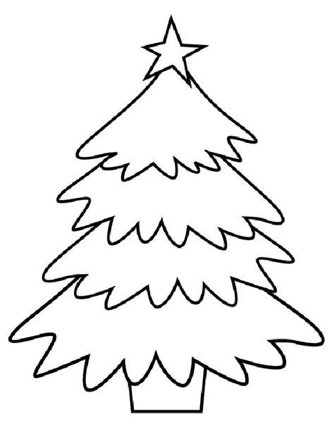 disegni da colorare tema albero  natale settemuseit