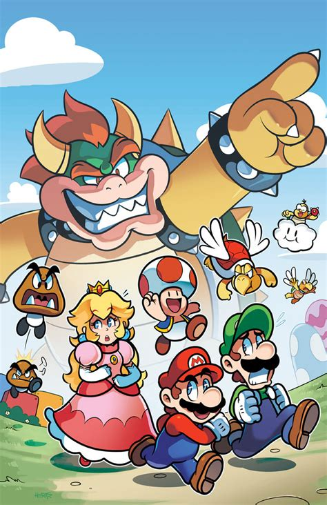 Super Mario Fan Art By Thisartisntstolen On Deviantart