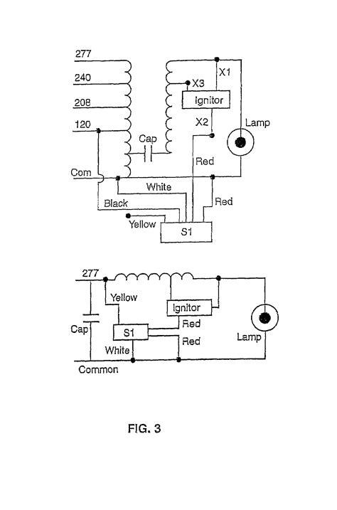 hid capacitor wiring diagram 28 wiring diagram images