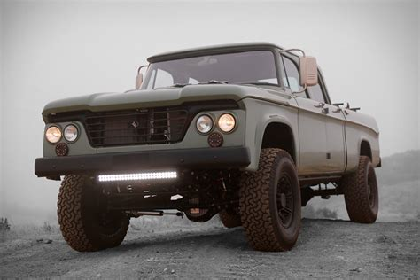 Icon Dodge Power Wagon Crew Cab   Uncrate