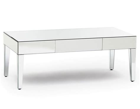 coffee table mirage mirrored coffee table mirrored coffee tables