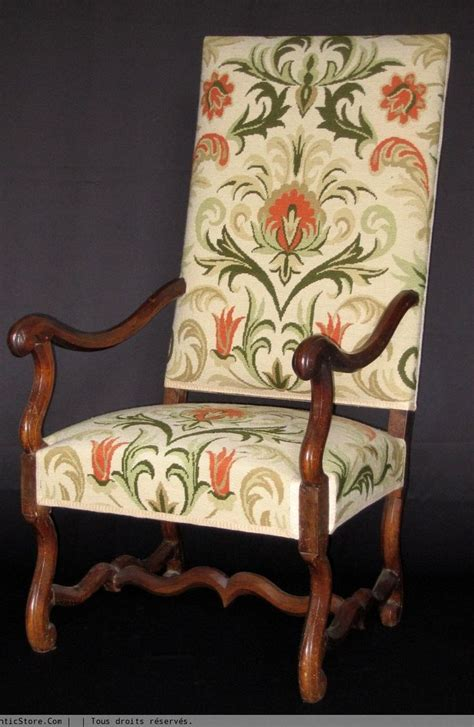 fauteuil os de mouton 233 poque louis xiv 17e si 232 cle et