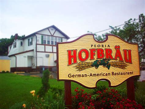 Peoria Hot Dog Wars: The Hofbrau House Versus Lou's Drive-In — Meanwhile, Back In Peoria...