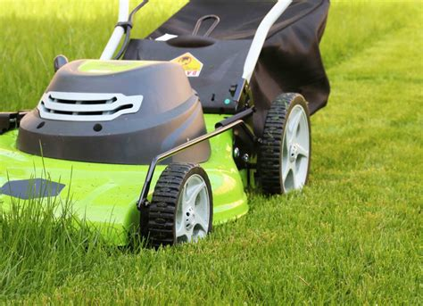 Some Common Electric Lawn Mower Troubleshooting Tips