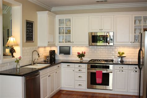 ideas to remodel a kitchen glamorous white kitchen cabinets remodel ideas with molded