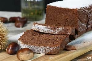 Saftiger Marroni Kuchen
