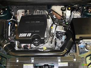2006 Pontiac G6 V6 Sedan 3 5 Liter Ohv 12
