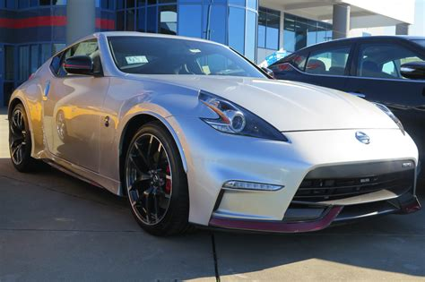 New Nissan 370z by New 2017 Nissan 370z Nismo 2dr Car In Roseville N43484