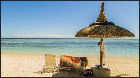 strandidylle foto bild september world mauritius