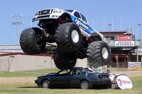 next monster truck show a monster problem for city truck show newcastle herald