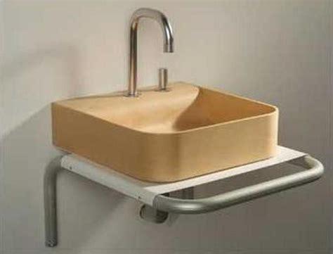 Dashingly Natural Wooden Bathroom Sinks-rilane