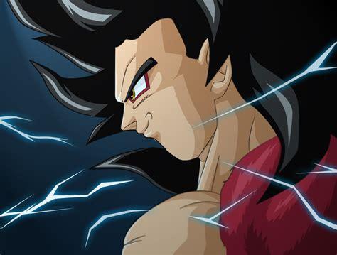 Dbz Wallpapers Goku Super Saiyan 4