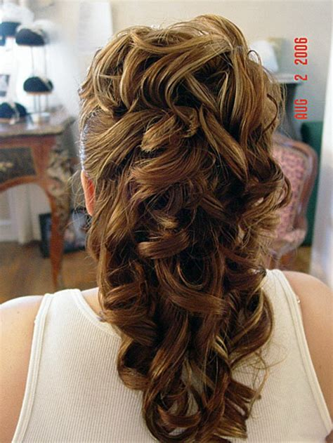 Prom Hairstyles Half Updos by Prom Half Updos Hairstyles Pictures Rooms