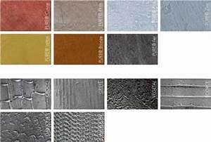 Peinture A Effet Metal : nuancier peinture enduit effet m tal mercadier ~ Dailycaller-alerts.com Idées de Décoration