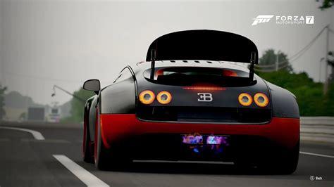 Turn 10 studios(forza motorsport 4), alex189, outsid3r4, yo06player website | email. Forza Motorsport 7 - 1,200 HP Bugatti Veyron Super Sport 2011 Gameplay! - YouTube