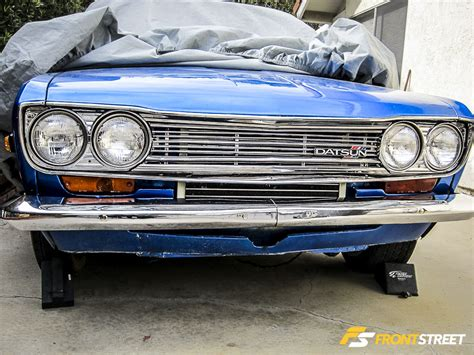 Datsun 510 Build by Build Series School Labs Datsun 510 Resto Part 1