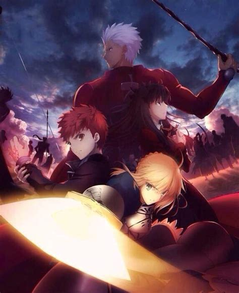how to watch fate anime series in order fate watch read order anime amino
