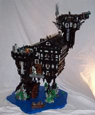 LEGO Castle Wizard Tower