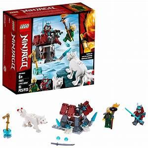 lego ninjago lloyd 39 s journey 70671 fortress building