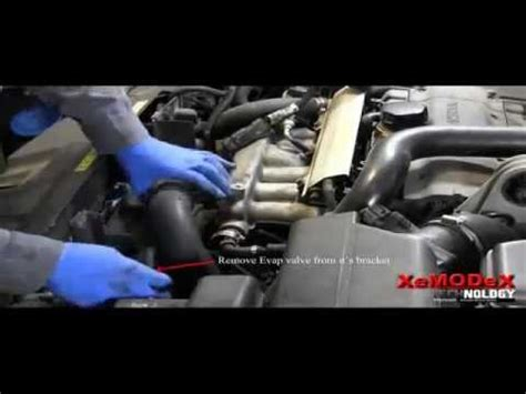 security system 2003 volvo c70 electronic throttle control electronic throttle module replacement tutorial part 1 of 2 youtube