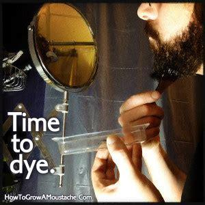 coloring  beard  moustache ready  dye pt ii