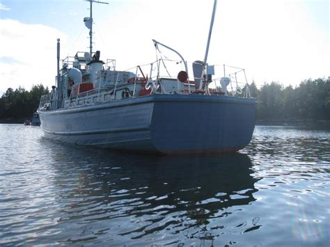 Wooden Boat Victoria by 75 Foot Ex Navy Wooden Boat Victoria City Victoria