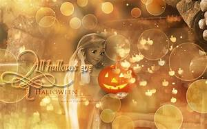 Halloween Princess ~ ♥ - Disney Princess Wallpaper ...