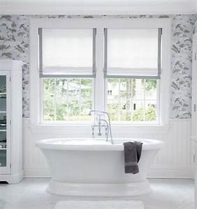 Interior : Bathroom Window Treatments Ideas Art Deco