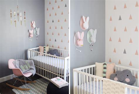 décoration pour chambre de bébé bunnyland chloefleury com