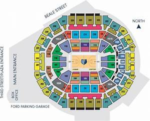 Denver Nuggets Seating Chart 3d Grizzlies 22 Game Ticket Packages Memphis Grizzlies