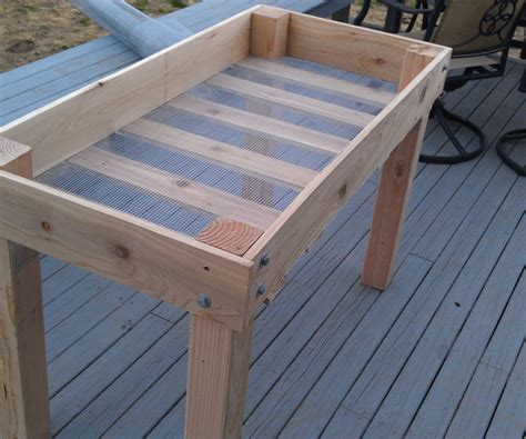 Diy Raised Bed Planter 16 Steps (with Pictures