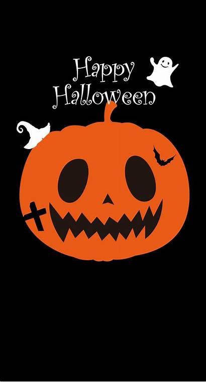 Halloween Iphone Happy Pumpkin Wallpapers Backgrounds Desktop