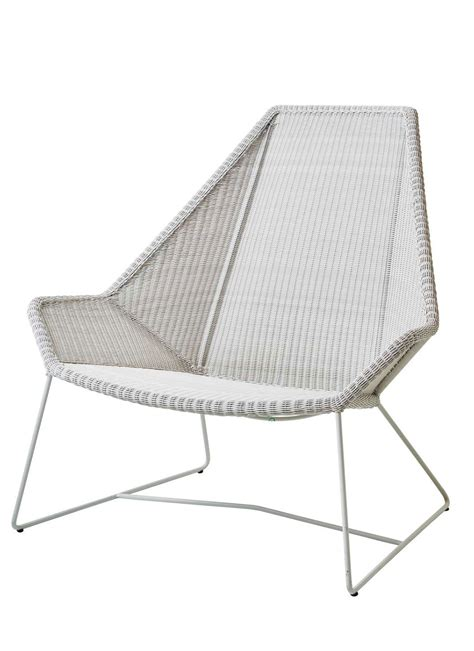outdoor high back lounge chair moss furniture