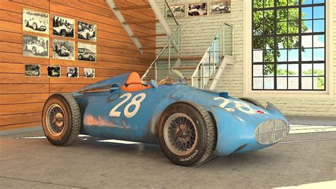 The bugatti type 35 was the only car from the period that could be driven on both public roads and racetracks. 1955 Bugatti Type 251 GP | Bugatti, Racing, Motorsport