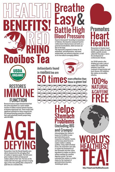 Benefits Of Rooibos Tea Longevity
