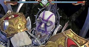 Check out the first gameplay footage of SoulCalibur VI's ...