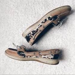 Leopard Boat Shoes by Sperry Top Sider Sperry Boat Shoes Cheetah Leopard Print