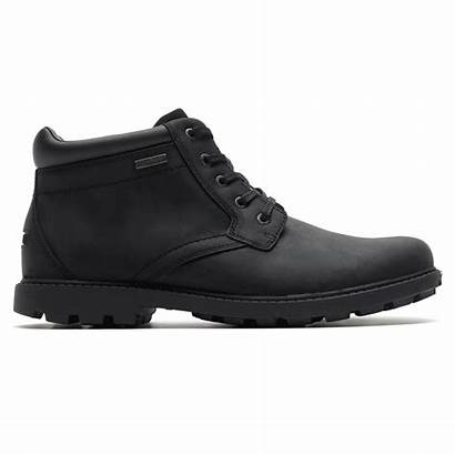 Rockport Boot Storm Boots Surge Toe Plain
