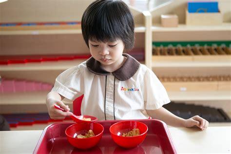 Preschool Montessori Curriculum | A Star Kids