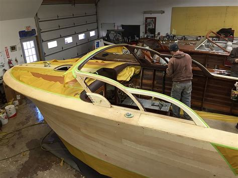 Boat Show Fontana Wi by Bergerson Boat Company Port Carling Boats Antique