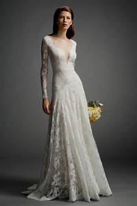 vintage wedding dresses long sleeves high cut wedding With long sleeve vintage wedding dresses